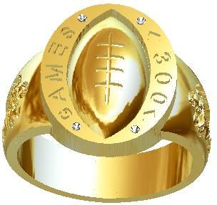 300 games ring
